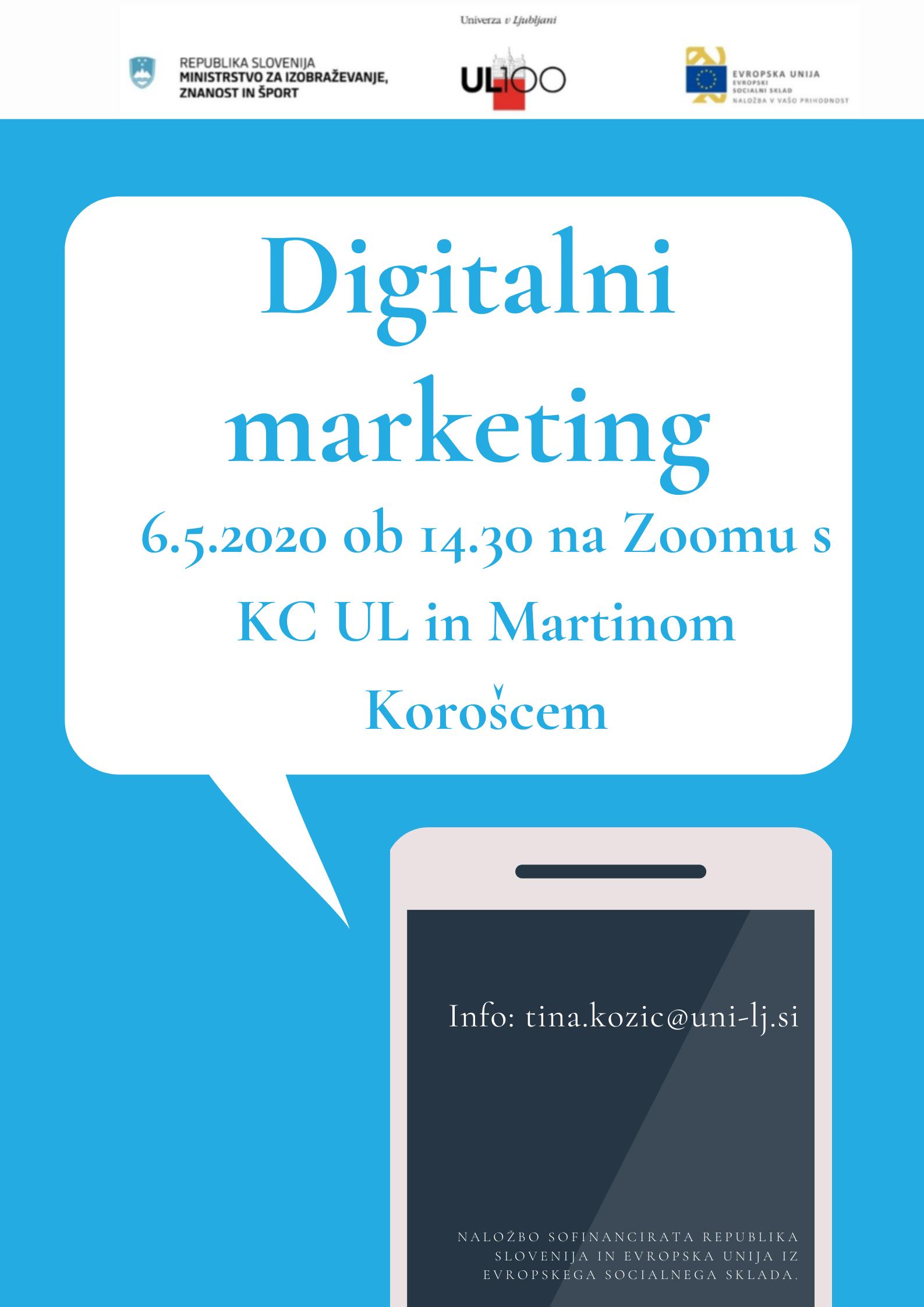 Digitalni marketing 6.5.