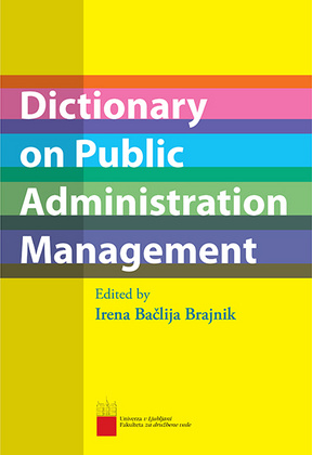 8_dictionary on public administration  management