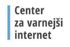 Center za varnejši internet