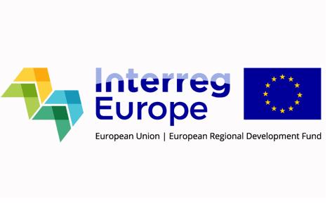 Inmterreg europe logo