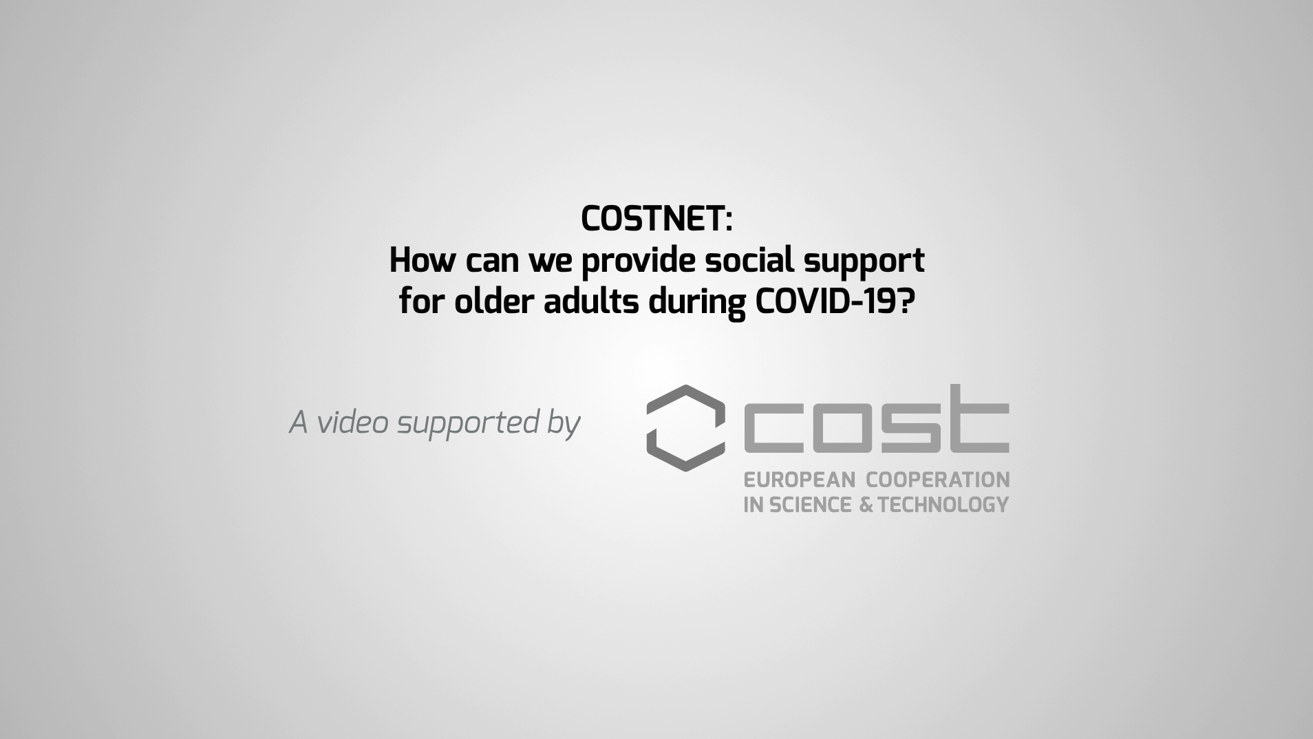 COST_support