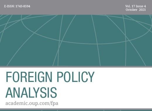 Foreign Policy Analysis_naslovna
