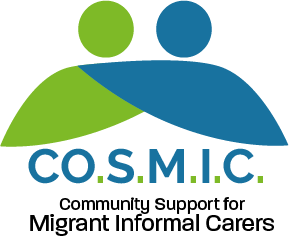 logotip cosmic