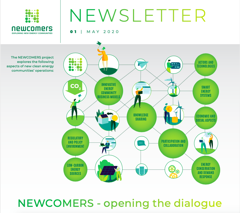 Newcomers Newsletter