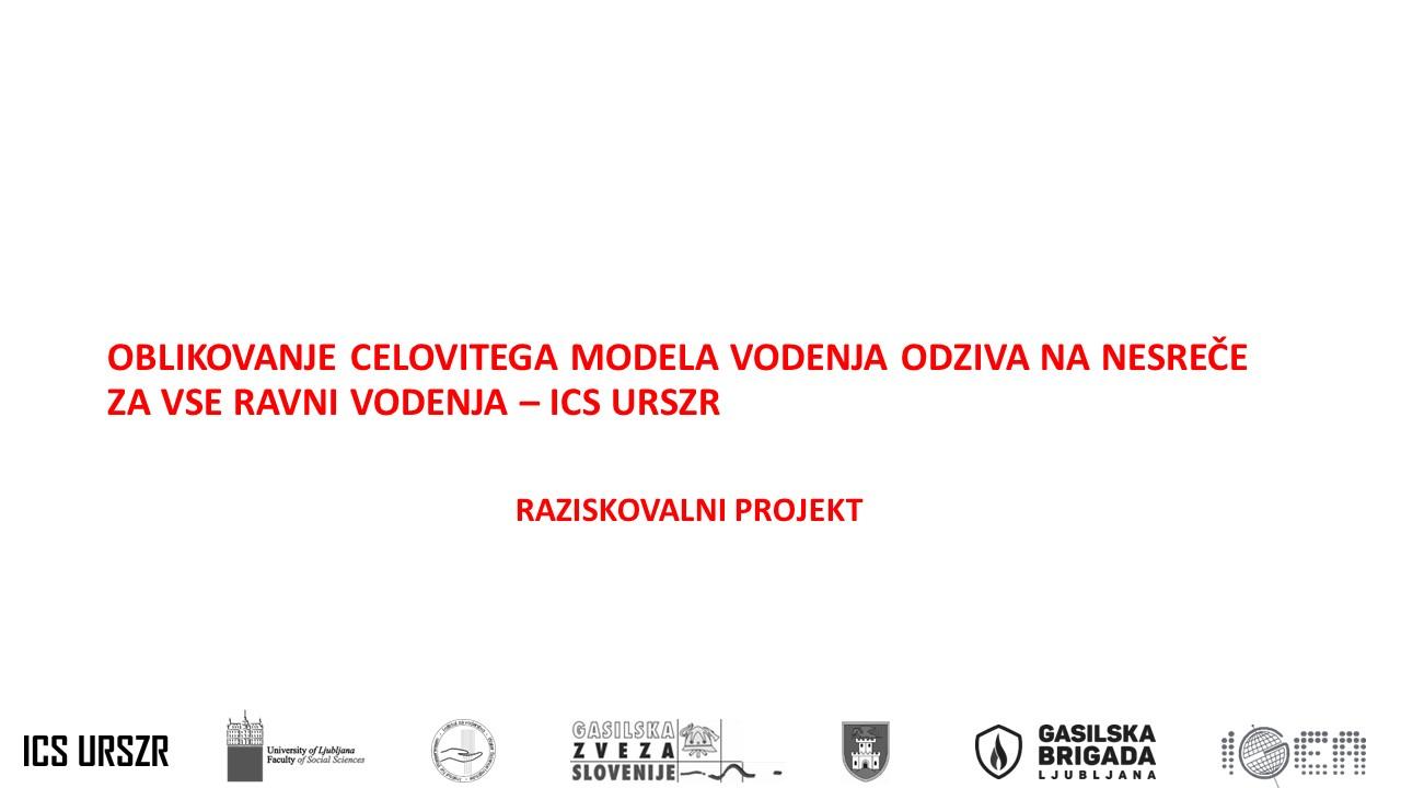 Raziskovalni projekt