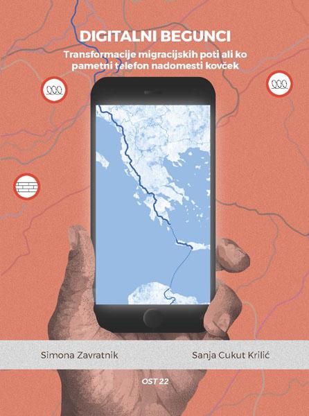 Digitalni begunci naslovnica